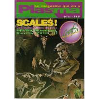 Plasma N° 11 (magazine des jeux de rôles des éditions Siroz) 001