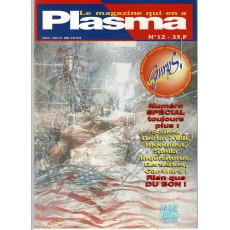 Plasma N° 12 (magazine des jeux de rôles des éditions Siroz)