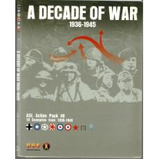 ASL Action Pack 6 - A Decade of War 1936-1945 (wargame Advanced Squad Leader de MMP en VO)