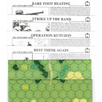 ASL Action Pack 10 (wargame Advanced Squad Leader de MMP en VO)