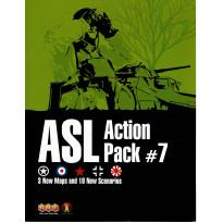 ASL Action Pack 7 (wargame Advanced Squad Leader de MMP en VO) 001