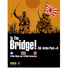 ASL Action Pack 9 - To the Bridge! (wargame Advanced Squad Leader de MMP en VO)