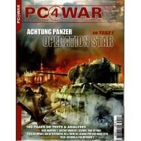 PC4WAR N° 54 (Le Magazine des Jeux de Stratégie informatiques)