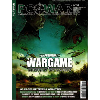 PC4WAR N° 52 (Le Magazine des Jeux de Stratégie informatiques)