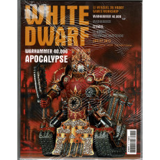 White Dwarf N° 231 (Le mensuel du hobby Games Workshop en VF)