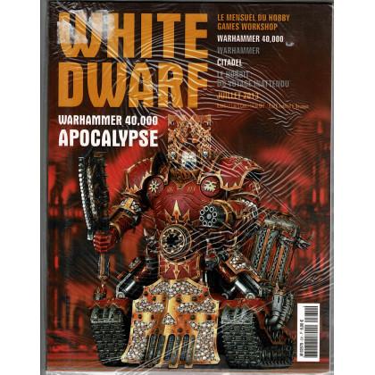 White Dwarf N° 231 (Le mensuel du hobby Games Workshop en VF) 001