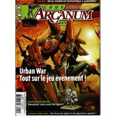 Code Arcanum N° 1 (le magazine des jeux de figurines fantastiques en VF)