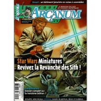 Code Arcanum N° 2 (le magazine des jeux de figurines fantastiques en VF) 001