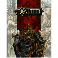 Exalted - Roleplaying Game Second Edition (jdr White Wolf en VO)