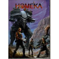 Homeka - Le Jeu de Rôle (JDR Editions en VF)