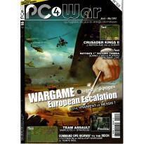 PC4WAR N° 55 (Le Magazine des Jeux de Stratégie informatiques) 001