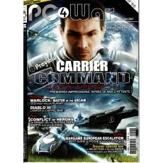 PC4WAR N° 56 (Le Magazine des Jeux de Stratégie informatiques)