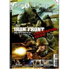PC4WAR N° 57 (Le Magazine des Jeux de Stratégie informatiques)