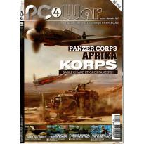 PC4WAR N° 58 (Le Magazine des Jeux de Stratégie informatiques)