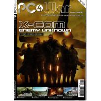 PC4WAR N° 59 (Le Magazine des Jeux de Stratégie informatiques) 001