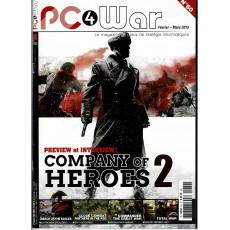 PC4WAR N° 60 (Le Magazine des Jeux de Stratégie informatiques)