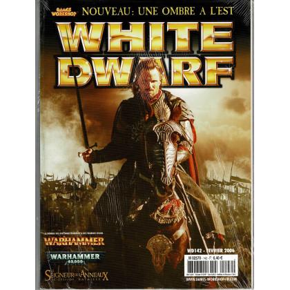 White Dwarf N° 142 (magazine de jeux de figurines Games Workshop en VF) 002