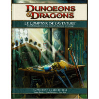 Le Comptoir de l'Aventure (jdr Dungeons & Dragons 4 en VF)