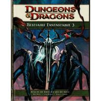 Bestiaire Fantastique 3 (jdr Dungeons & Dragons 4 en VF)