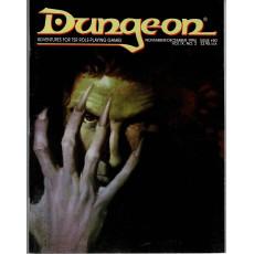 Dungeon N° 50 (magazine de jeux de rôle TSR en VO)