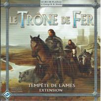 Le Trône de Fer - Tempête de Lames (extension jeu de plateau en VF)
