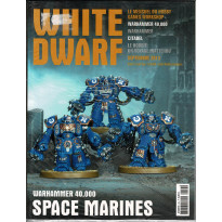 White Dwarf N° 233 (Le mensuel du hobby Games Workshop en VF)