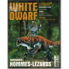 White Dwarf N° 232 (Le mensuel du hobby Games Workshop en VF)