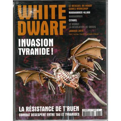 White Dwarf N° 237 (Le mensuel du hobby Games Workshop en VF) 002