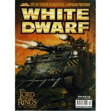 White Dwarf N° 280 (magazine de jeux de figurines Games Workshop en VO)