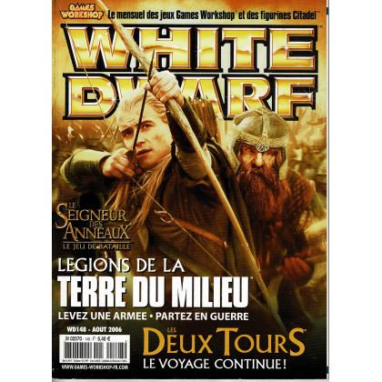White Dwarf N° 148 (magazine de jeux de figurines Games Workshop en VF) 001
