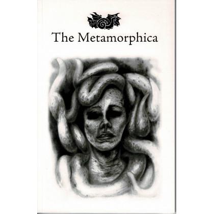 The Metamorphica (jdr en auto-édition en VO) 001