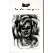 The Metamorphica (jdr en auto-édition en VO) 001