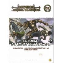 Dungeon Crawl Classics 02 - La Forge du Roi de la Montagne (jdr D&D 4 en VF) 008