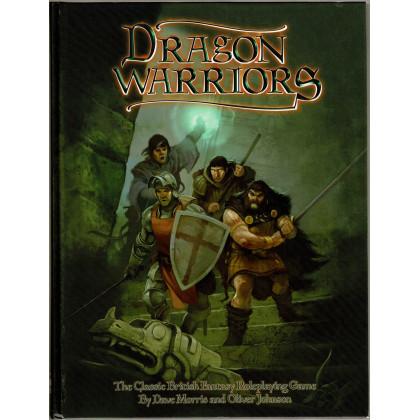 Dragon Warriors - Livre de base (jdr de Flaming Cobra en VO) 001