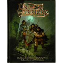 Dragon Warriors - Livre de base (jdr de Flaming Cobra en VO)