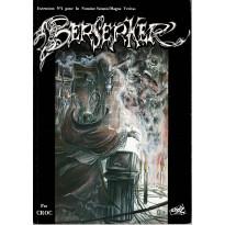 Berserker - Extension N° 4 (jdr INS/MV 1ère édition de Siroz en VF) 001