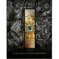 Nephilim - Edition limitée 20e Anniversaire (jdr 4e édition de Mnémos en VF) 001
