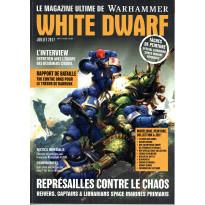 White Dwarf - Juillet 2017 (Le magazine ultime de Warhammer en VF)
