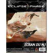 Eclipse Phase - Ecran du MJ (jdr Blackbook Editions en VF) 001