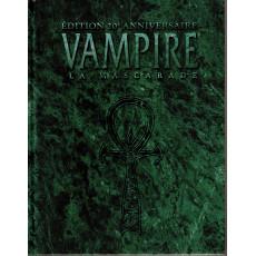 Vampire La Mascarade - Edition 20e Anniversaire (jdr Livre de Base en VF)