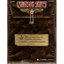 Crimson Skies - Collectible Miniatures Game (jeu de figurines WKGames en VO) 001