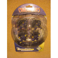 The Broadway Bombers Squadron (jeu de figurines Crimson Skies de WKGames en VO) 001