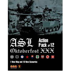 ASL Action Pack 12 - Oktoberfest XXX (wargame Advanced Squad Leader de MMP en VO)