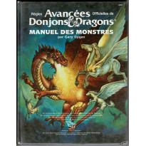 Manuel des Monstres (jdr AD&D 1ère édition de TSR en VF)