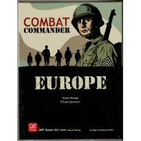 Combat Commander Europe - Fourth Printing de 2018 (wargame GMT en VO)