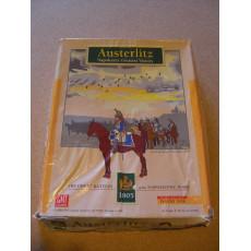 Austerlitz 1805 - Napoleon's Greatest Victory (wargame de GMT en VO)