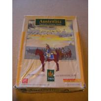 Austerlitz 1805 - Napoleon's Greatest Victory (wargame de GMT en VO) 001