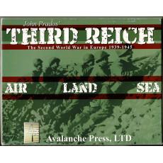 John Prado's Third Reich (wargame Avalanche Press en VO)