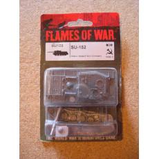 SU123 - SU-152 (blister figurine Flames of War en VO)