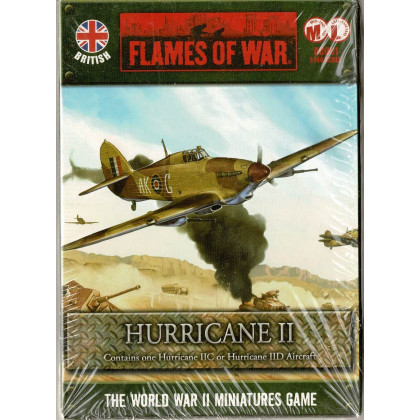 AC001 - Hurricane II (boîte figurine Flames of War en VO) 001